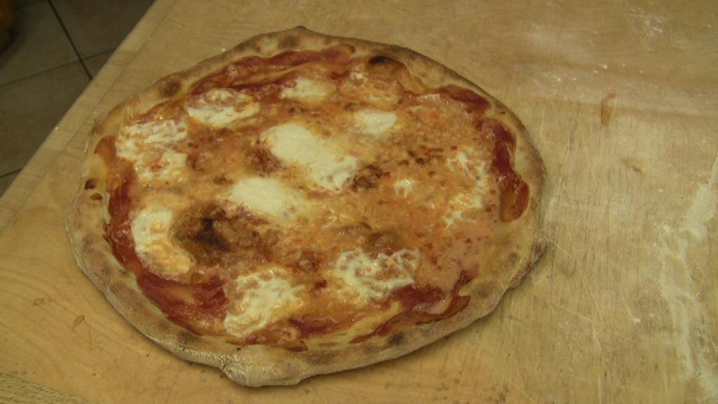 Ricetta Pizza Napoletana Viva La Focaccia.Ricetta Pizza Fatta In Casa Perfetta Con Video Vivalafocaccia