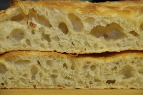 Pizza Bianca Focaccia