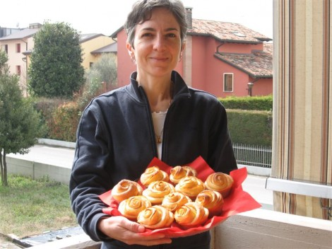 Video Ricetta Rose di Mele di Viviana