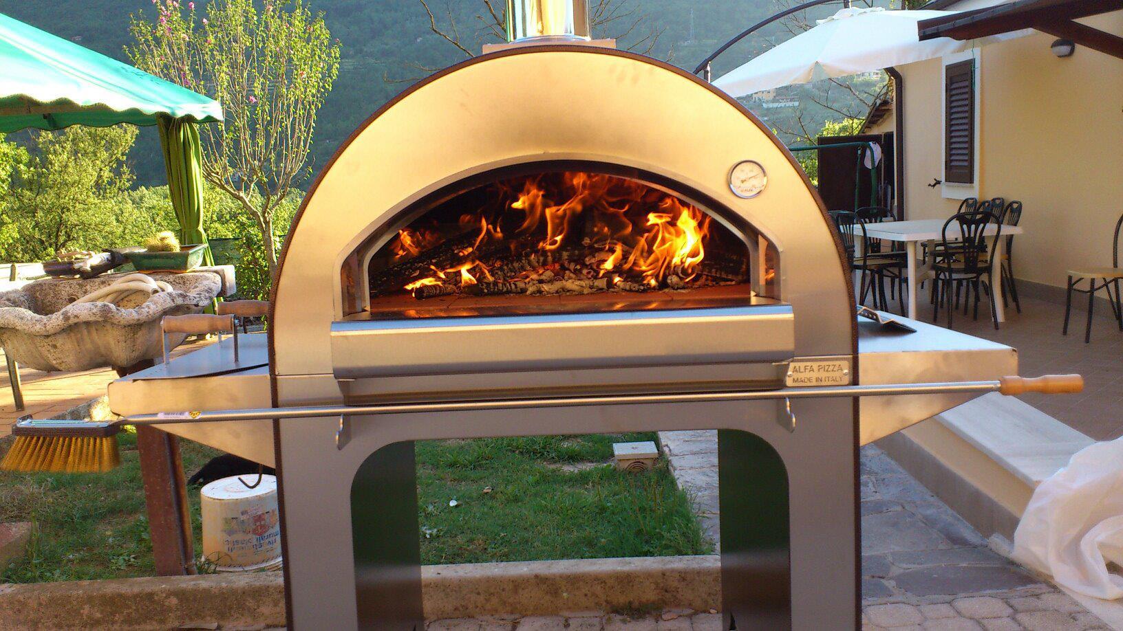 Toccate con mano i forni alfapizza vivalafocaccia - Forni casalinghi per pizza ...