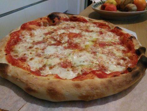 pizza forno a legna 1