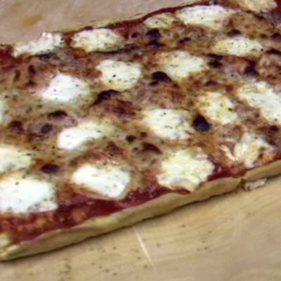 Ricetta Pizza Cottura