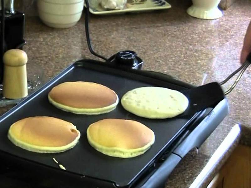 Ricetta Pancakes Americani