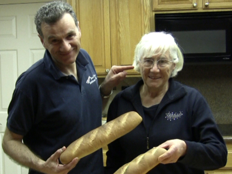 Video Ricetta Baguette di Nonna Laura