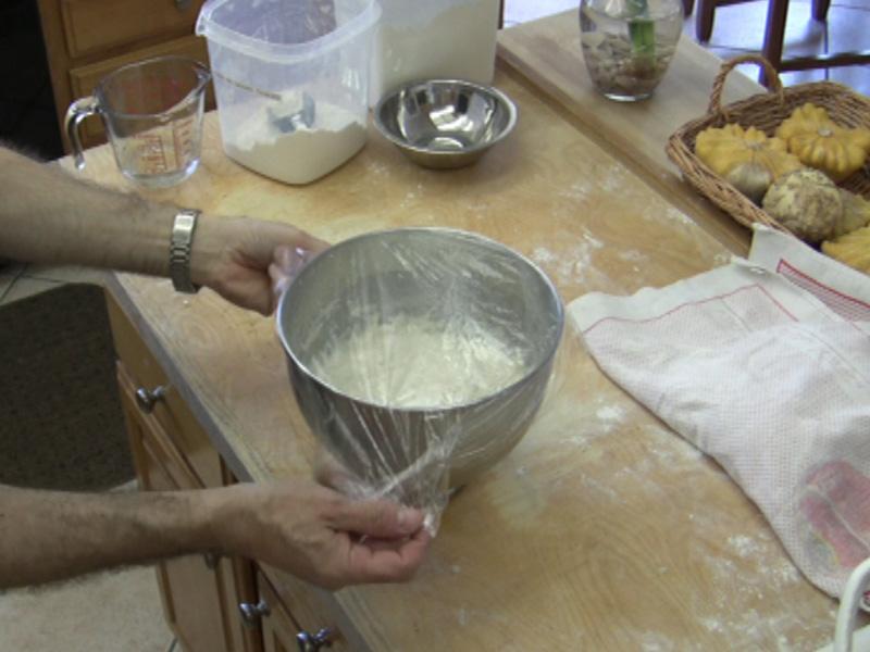 Video Ricetta per Trasformare il Lievito Naturale (Polish) in Pasta Madre
