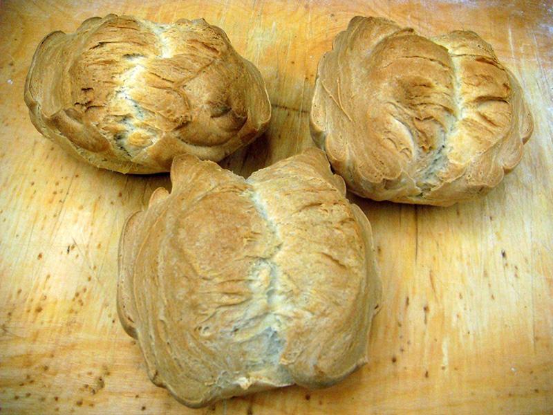 La Video Ricetta per il Pane di Pasta Dura tipo Caravanini
