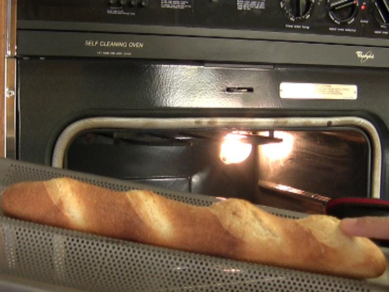 Ricetta Baguette Facili Fatte in Casa