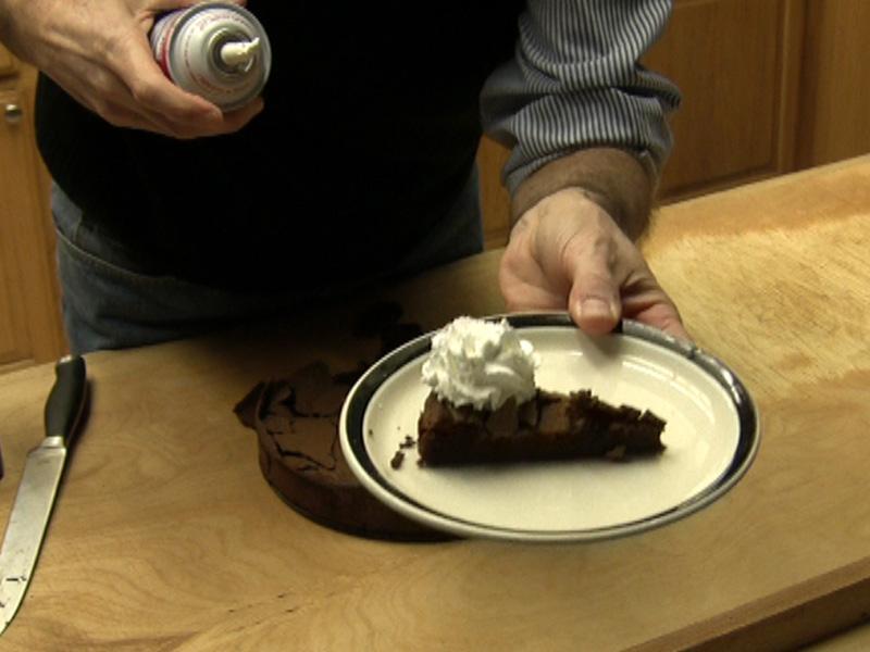 Video Ricetta della Torta al Cioccolato