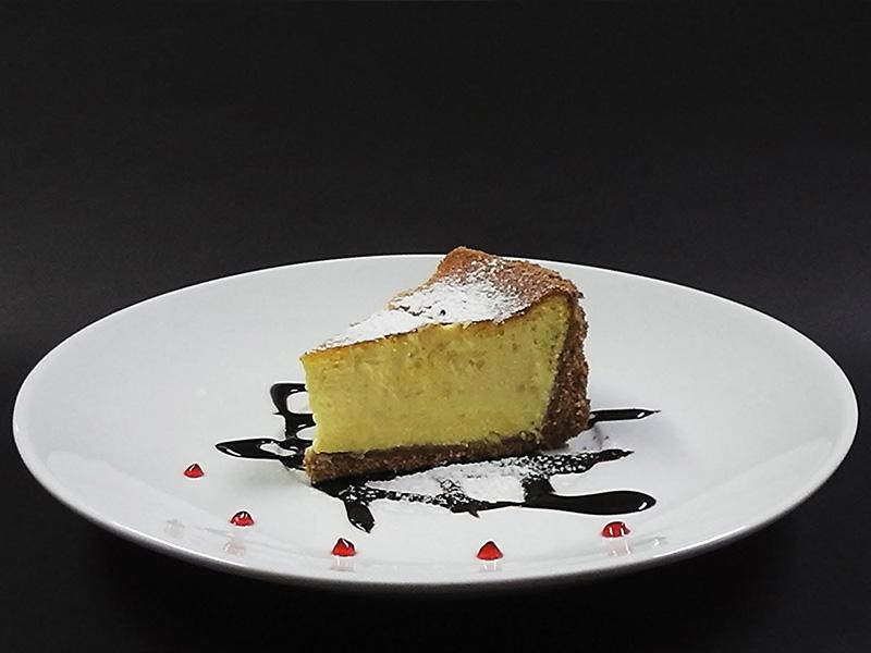 La New York Cheese Cake di Alessandro di Atelier Cucina