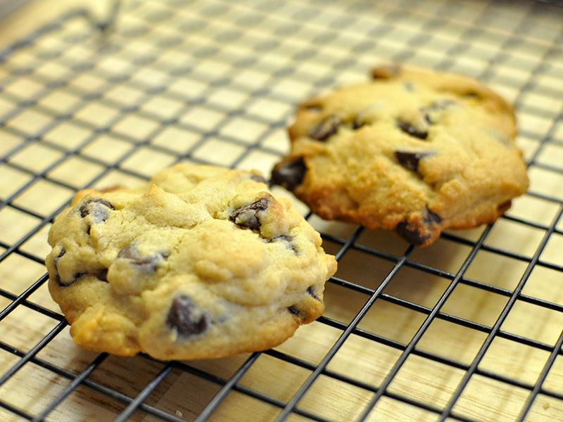Ricetta Chocolate Chip Cookies