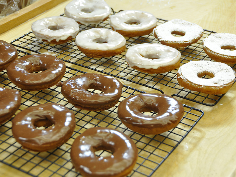 Ricetta Donuts (Doughnut o Ciambelle dei Simpson)