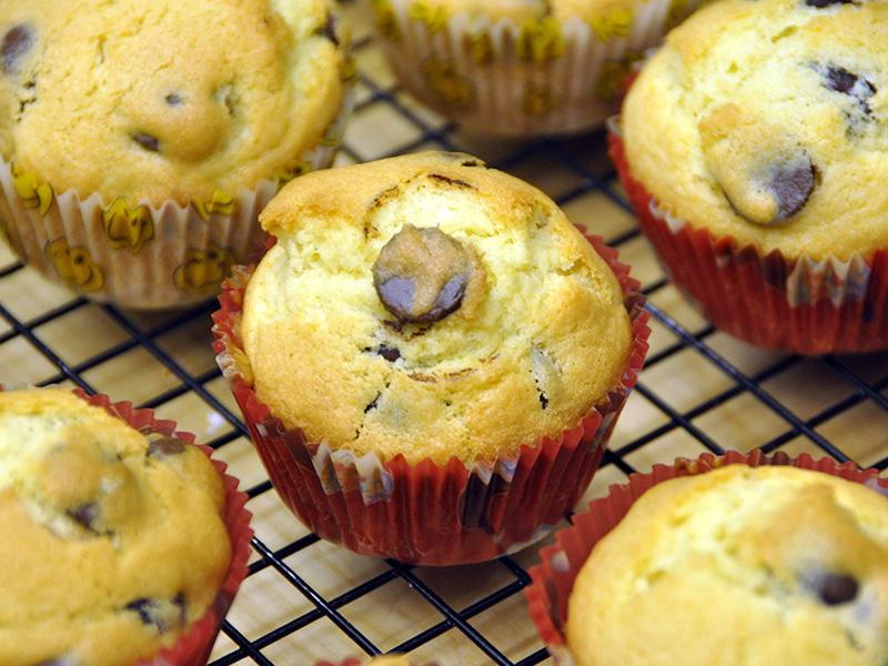 Video Ricetta Muffins al Cioccolato