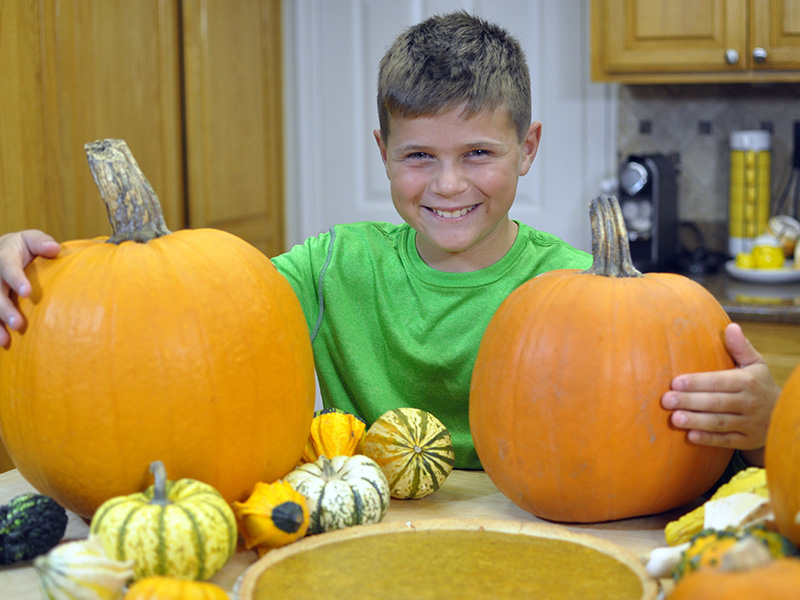 Ricetta Torta di Zucca (Pumpkin Pie)