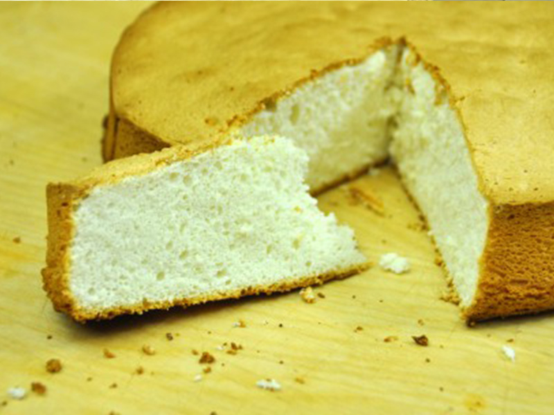 Ricetta Torta degli Angeli (Angel Cake)