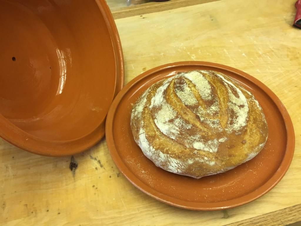 Ciotola Pane in Ceramica